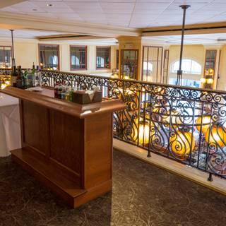 Bourbon House Upstairs Bar Alcove - Bourbon House, New Orleans, LA
