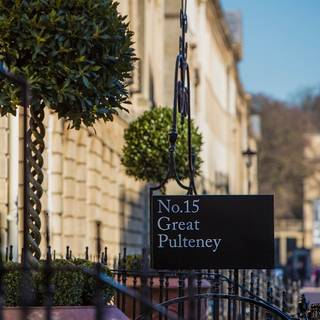 No.15 Great Pulteney – The Dispensary