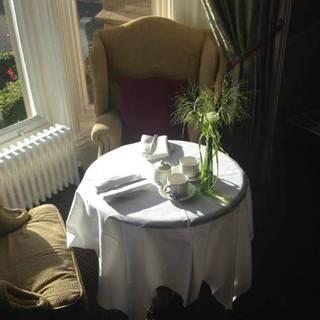 Afternoon Tea at Hollin Hall