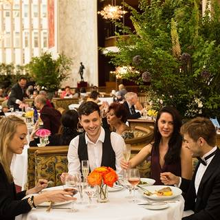 The Grand Tier Restaurant at The Metropolitan Opera