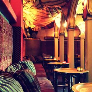 The Kasbah Lounge - Sacramento
