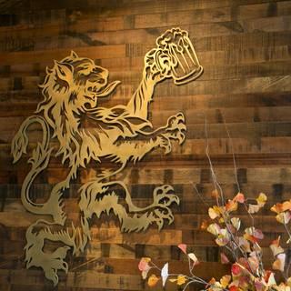 Lion - Thirsty Lion Pub & Grill – Washington Square, Tigard, OR