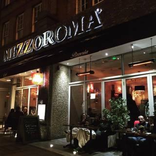 Mezzoroma Lounge