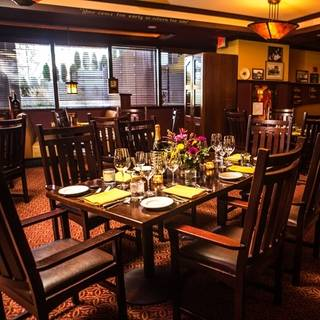 Spencers For Steak And Chops DoubleTree By Hilton Spokane City Center