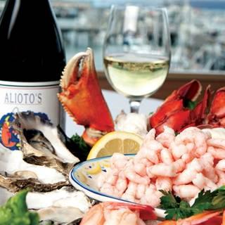 Quick View Alioto S 2313 Reviews Seafood Fisherman Wharf San Francisco