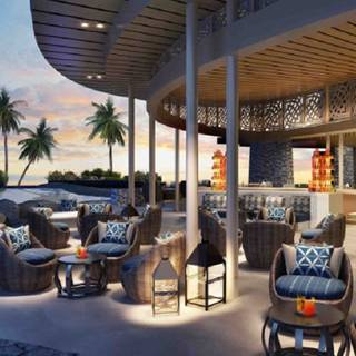 Fish Bar - Fiji Marriott Resort Momi Bay