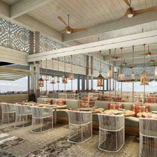 Lagoon House Restaurant & Bar - Fiji Marriott Resort Momi Bay