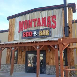 Montana's BBQ & Bar - London - Wellington
