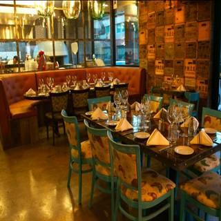Restaurants Near San Diego State University OpenTable - Sdsu dining room menu