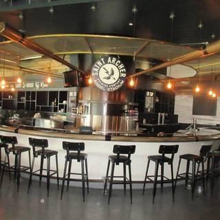 Angel Stadium - Saint Archer Brewing Co.