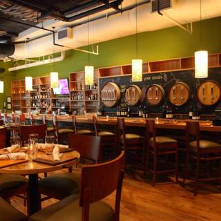 City Winery Barrel Room and Restaurant Atlanta