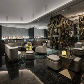 The Trump Champagne Lounge