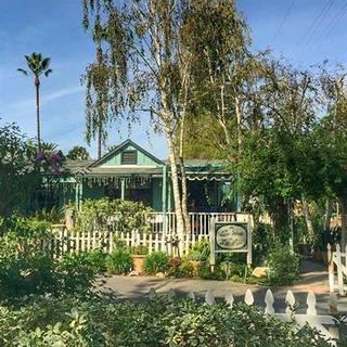 The Tea House on Los Rios