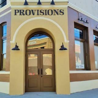 Provisions Bistro & Market