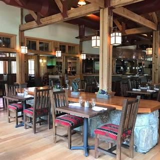 Kingfisher Restaurant & Wine Bar at Sleeping Lady