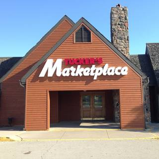 Tucker's Marketplace - Burlington