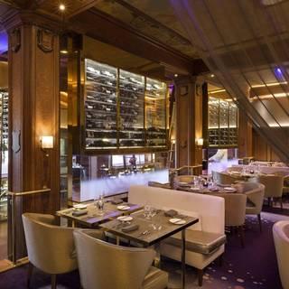 Le Champlain Restaurant - Fairmont Château Frontenac