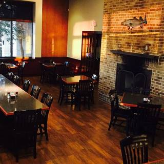 Flames Seafood Grill & Bar - Weatherford