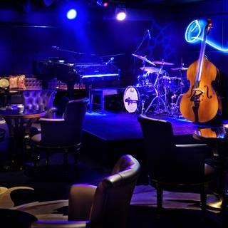 Q's Bar and Lounge / Palazzo Versace Hotel / Dubai