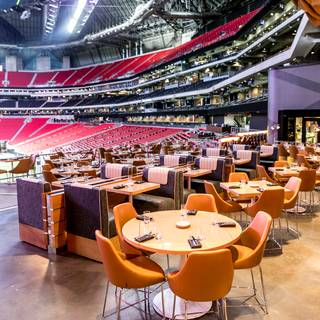 Molly B's at Mercedes-Benz Stadium