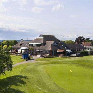 Spikes Bistro at Dudsbury Hotel, Golf Club & Spa