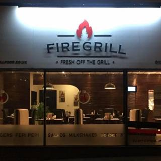 Fire Grill Restaurant
