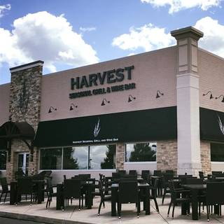 Harvest Seasonal Grill & Wine Bar – Montage.
