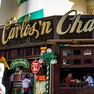 Carlos'n Charlies Cancun
