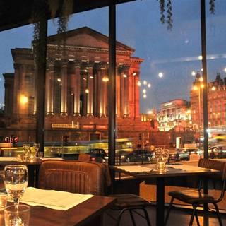 Courtyard Bar & Kitchen