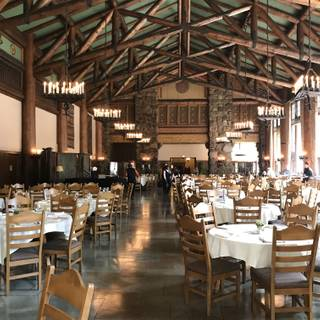 Ahwahnee Dining Room. The Majestic Yosemite Hotel Restaurant   Village, Ca  | Opentable Ahwahnee