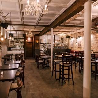 The Breslin Bar And Dining Room Restaurant