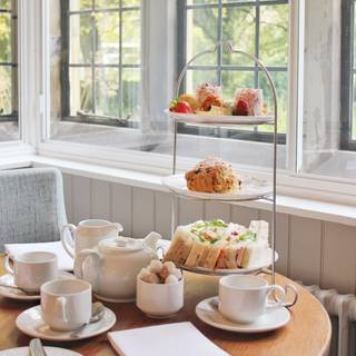 Afternoon Tea at The Mallyan Spout Hotel - Goathland