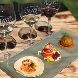 Mayo Reserve Room - Mayo Family Winery