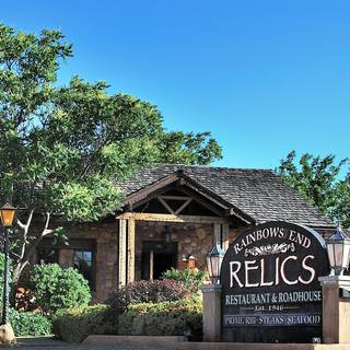 Relics Restaurant & Roadhouse (aka Rainbows End)