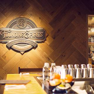 Founding Spirits Tour and Tasting