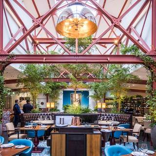 Bluebird Chelsea Restaurant