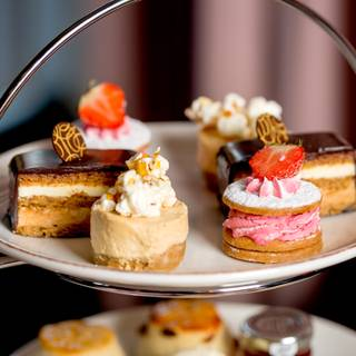 Afternoon Tea at The Kenilworth Hotel, Bloomsbury