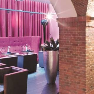 Cave Bar im Mövenpick Hotel Hamburg