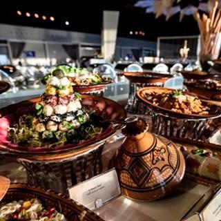Emirates Palace Ramadan Tent