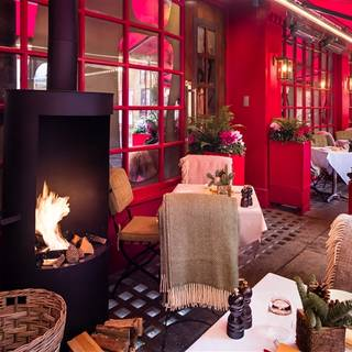 J Sheekey Terrace at the Atlantic Bar