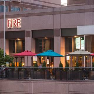FIRE at RiverCenter