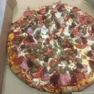 OMG Pizza and more