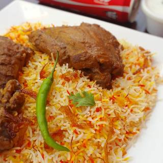 Unforgettable Biryani