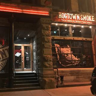 Hogtown Smoke on Colborne St.