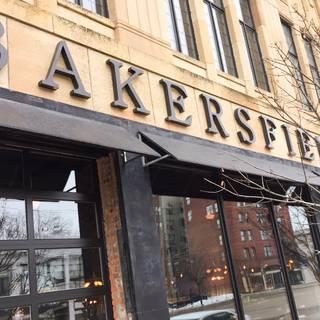Bakersfield - Detroit
