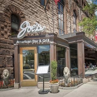 Joe's American Bar and Grill - Boston