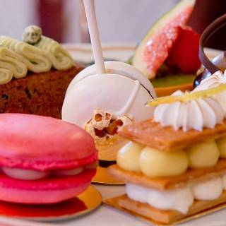 Afternoon Tea at 146 Paddington