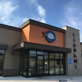 Tsunami Restaurant - Lehi