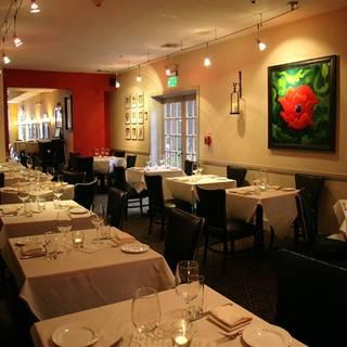 Romantic restaurants in bucks county pa