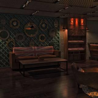 Cigar and Whisky Lounge - Dukes Hotel Dubai